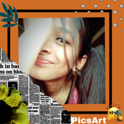 freetoedit picsart orangeframe challenge lovepicsarteffect rcorangeframe replay createfromhome stayinspired