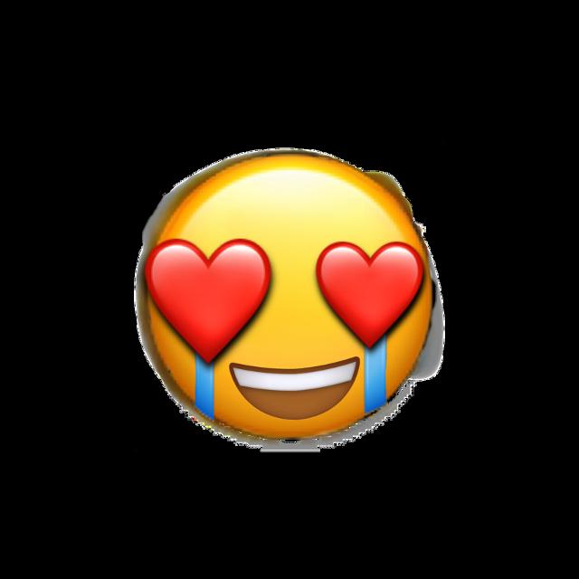 #freetoedit #edit #emoji #crying #hearteyes #sad