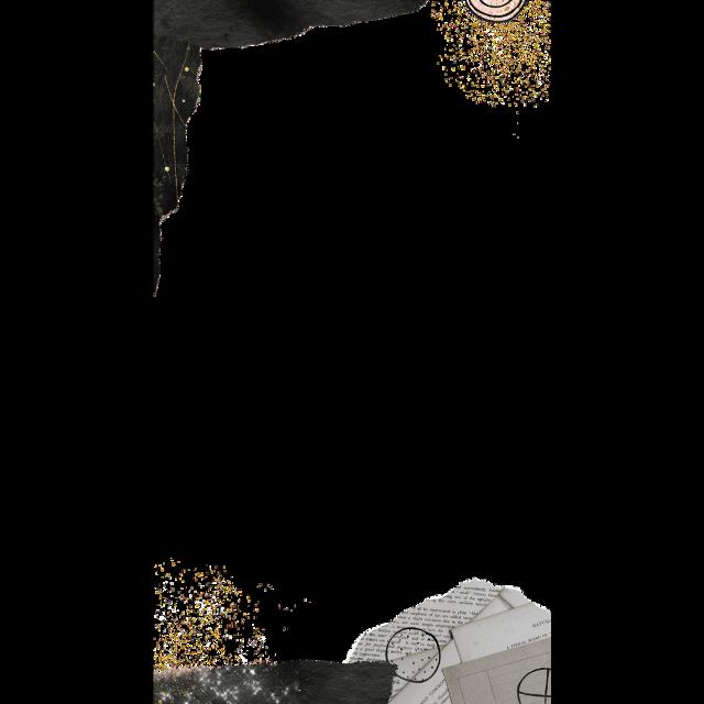 #collage #handcut #tornpaper #torn #story #instastory #instagram #template #paper #craft #modern #aesthetics #frame #border