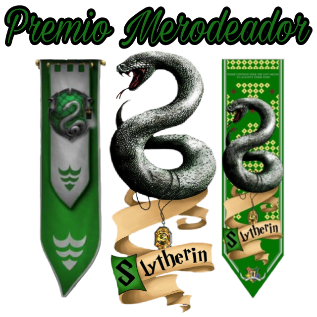 #Slytherin #premio