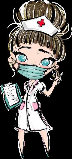 covid19 coronavirus karamfila nurse doctor freetoedit