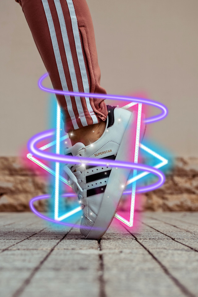 #freetoedit #neon #shoes