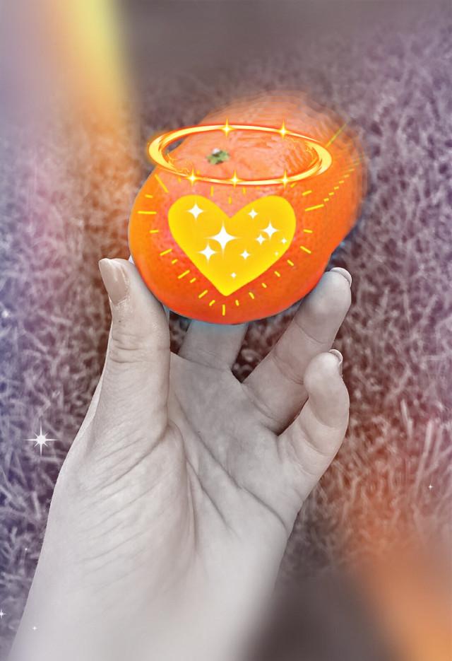 Orange 🍊 #freetoedit