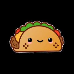 taco interesting art stickers kawaii freetoedit