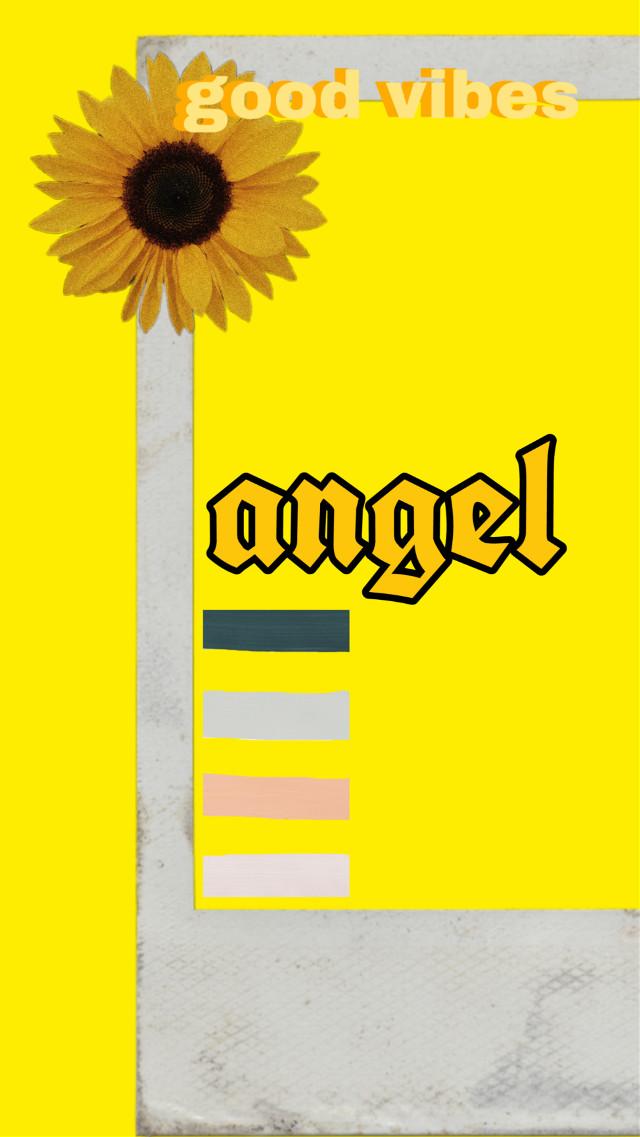 #freetoedit #wallpaper #flower #yellow