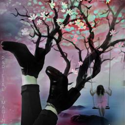 surreal shoes trees freetoedit escape