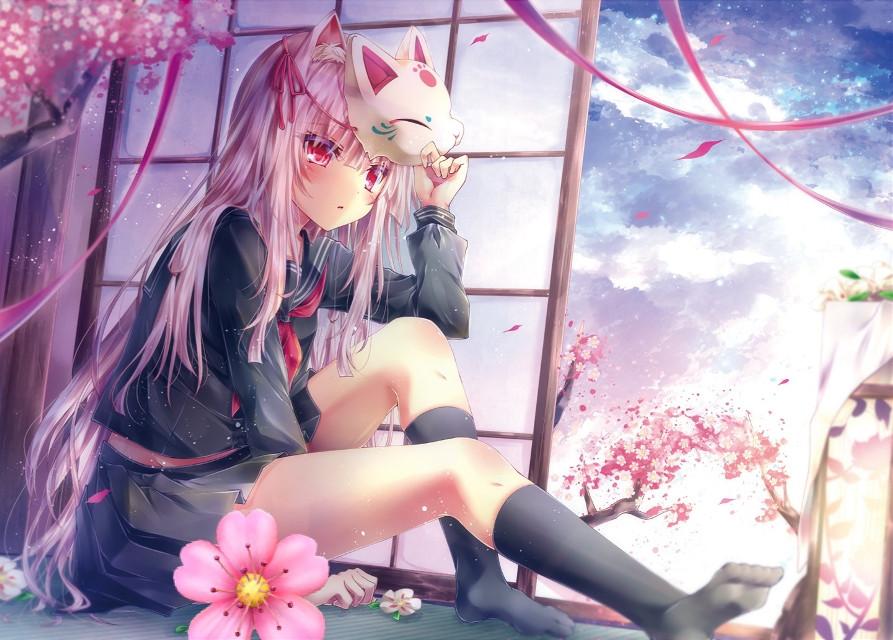 @picsart 🙂🙏 #animegirl