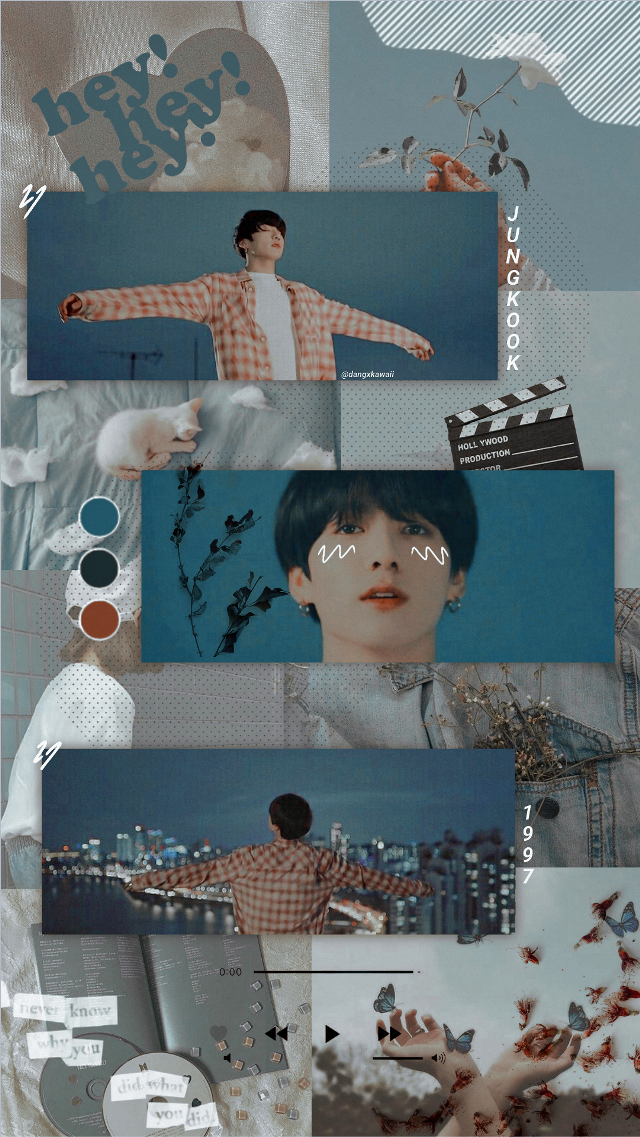 NEW TUTORIAL Aesthetic Wallpaper!! ➡ https://youtu.be/AKFwEyde8KE       #freetoedit  #jeonjungkook #jungkook #bts #kpop #army #jk #kookie #btsjk