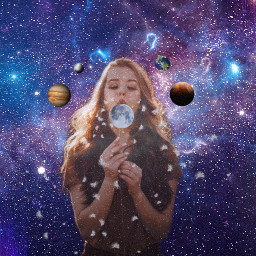 space planets art blownaway galaxy freetoedit