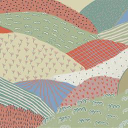 background backgrounds andreamadison hills colorful freetoedit