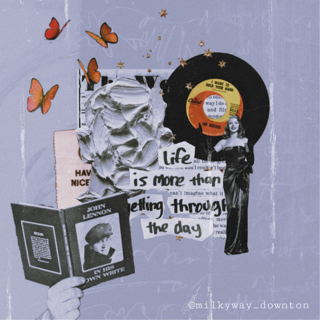 #freetoedit #thebeatles #vinyl #vinyleffect #greyaesthetic #vintageaesthetic #collage #noiseeffect