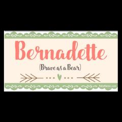 bernadette freetoedit