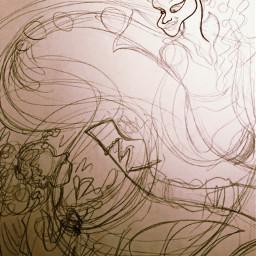 drawing teacher imissyou imissmyteacher myinspiration sunshine happiness family myart hollipolliyozza friend angel sketch