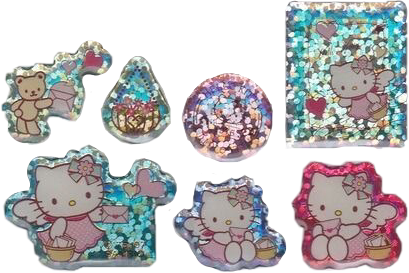 #sanrio #hellokitty #hellokittysticker #stickers #angel #cute #soft #freetoedit
