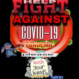 freetoedit coronavirusawareness washyourhands coronaviruscovid19 coronavirusfighter