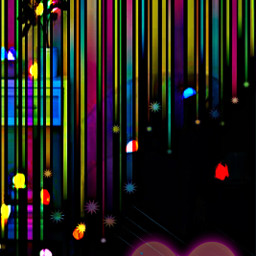 freetoedit neon bright doubleexposure overlayeffect