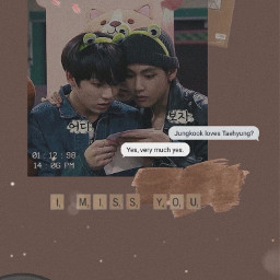 taehyung jungkook taekook taekook_is_real bangtansonyeondan