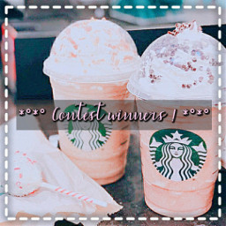 contestwinners honeyiconcontest starbucks aestheticpic filtered