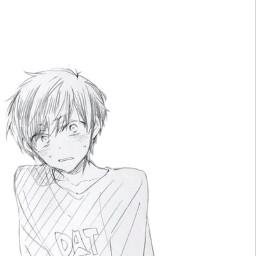 freetoedit anime wallpaper cuteanimeboy animeboywallpaper