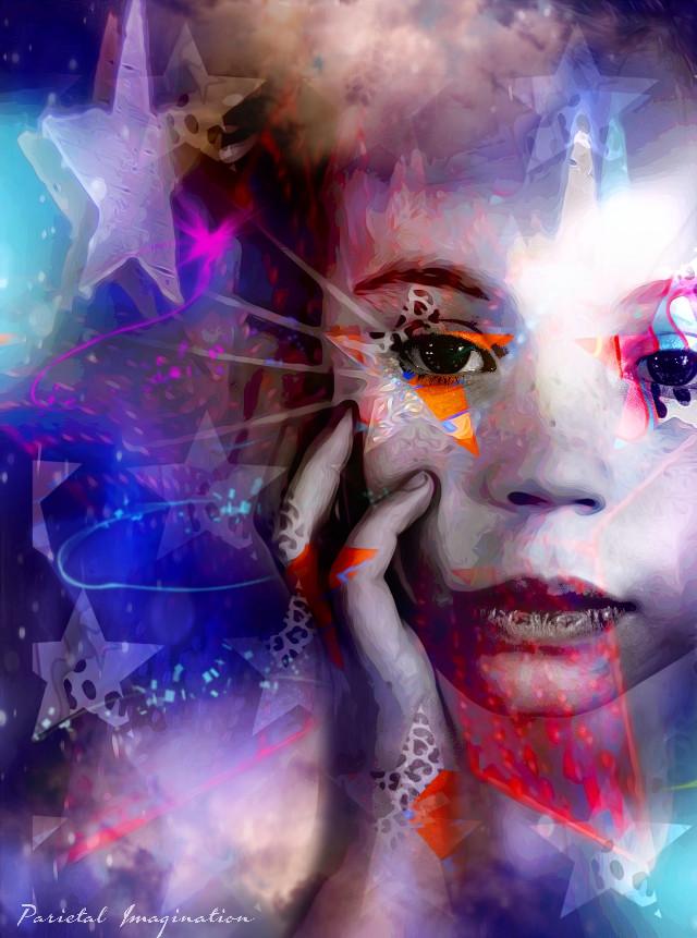Edit by: Parietal Imagination Art  @pa #papicks #portrait #stars #mask #freetoedit #originalbyme #originaledit #unsplash #vip #madewithpicsart #parietalimagination