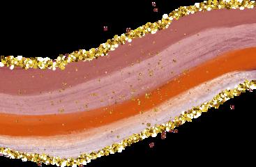 red maroon orange pastel gold freetoedit