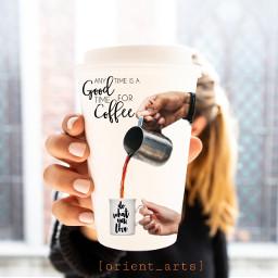 madewithpicsart imagination papicks coffeecup coffee freetoedit
