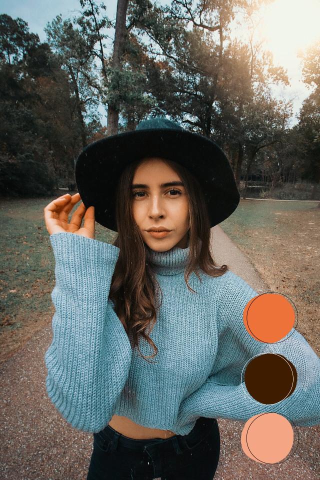 INSTAGRAM: @margo34277 YOUTUBE CHANNEL: Margo Picsart  #freetoedit #girl #makeup #eyeshadows #eyeliner #maquillaje #lips #blue #landscape #bosque #forest #sky #nature #plants #plantas