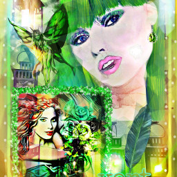 freetoedit greenaesthetic green vert beautiful fcstayinspired