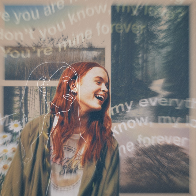 """⬇️ Read Below ⬇️                Hello to whoever is reading this. I'm here again with another edit. I don't really have much to say from less than an hour ago. 😂    For this edit I did Sadie Sink. This edit isn't as green, but I thought the nature idea kinda made it """"greener"""" in a way. I just picked nature pictures and put it in the background in a collage style. Some effects I used were dodger, film 3, vin 3, and cros proc 2. Hope you like it!         Tags- @chloe_bear24  @molly_artz_23  @kashinkat6  @kaliarkrak  @umbrellaacademy2007  @awmansadie  @meadowmihok1  @dreamyheyssell  @panda_theatrekid  @lucas_k  @flyingfish2gs  @demodogsinvertidos  @milliebbrown  @dreamingmillie  @my_kitty_noir  @demodogsinvertidos  @deee_licious  @milliexxnoah  @mills_whaless  @millievibes          #sadie #sadiesink #sadiesinkedit #green #beige #nature #natureaesthetic #greenaesthetic #beigeaesthetic  #freetoedit"""