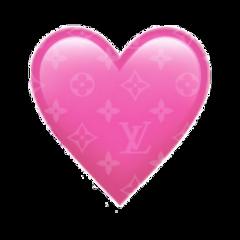 heart louisvuitton lv pink barbie freetoedit