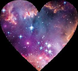 freetoedit galaxy heart love