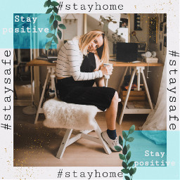 freetoedit stayhome staysafe createfromhome template
