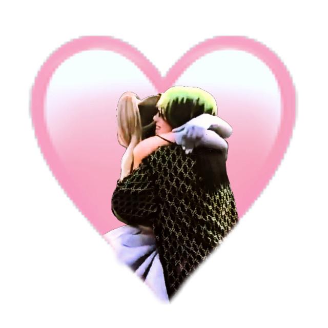 #ari #billie @forevergrande @inlovewbillieeilish ❤💚