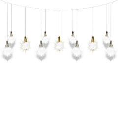 lights stringlights fairylights christmas hanging freetoedit