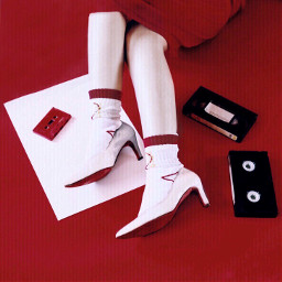 freetoedit art photography tapes shoes