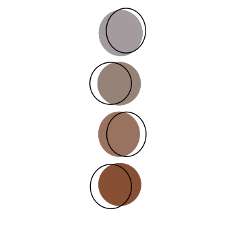 beige brown beigeaesthetic brownaesthetic pallete freetoedit