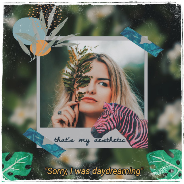 #freetoedit Another new sticker ❤️ #aesthetic #aesthetics #retro #vintage #model #pretty #photography #leaf #plant #plants #flower #flowers #letter #quote #quotes #text #texts #note #notes #word #words #frame #frames #background #zebra #exotic #nature