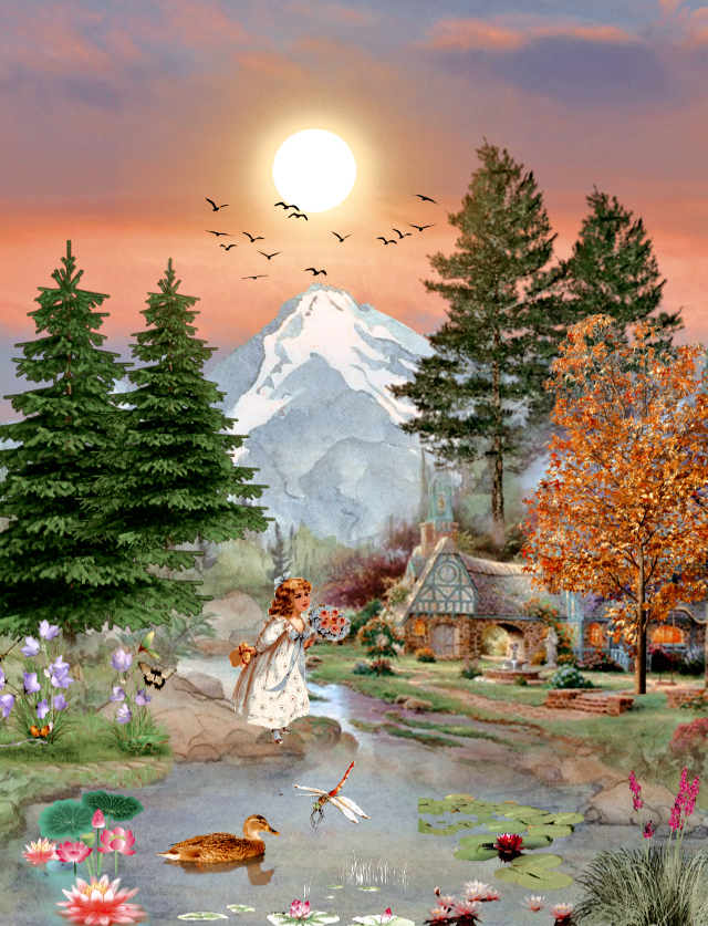 #freetoedit #myedit #edited #madewithpicsart #stepbystep #nature #landscape #garden