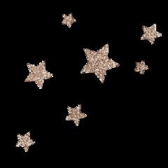 overlay stars goldstars glitter space freetoedit