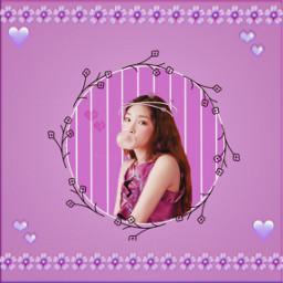 freetoedit chungha kpop edit