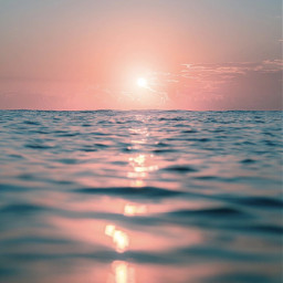 endoftheday oceanside water seawater waterworld freetoedit