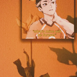 nishinoya haikyuu anime wallpaper freetoedit
