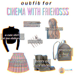 nichememe outfit cinema