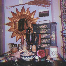 witchcraft witchy magick wiccan pagan