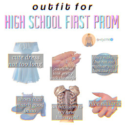 nichememe prom outfit