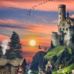 freetoedit myedit landscape edited picsart
