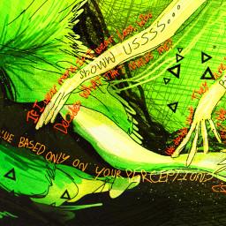 billieeilish billieeilishfanart billieeilishfan greenaesthetic aestheticwallpaper