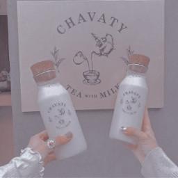 milk aesthetic anisuji friends