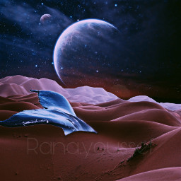 freetoedit galaxy planets dolphin surreal