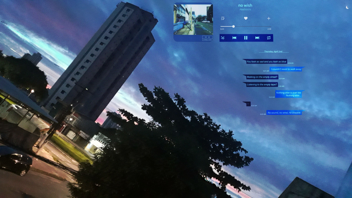 [𝘛𝘩𝘦 𝘚𝘢𝘥 𝘊𝘪𝘵𝘺]  #urbanphotography #myphoto #sunrise #dawn #beutifulsky #landscape #building #street #tree #silhouette #chat #musicislife #alone #epiphany #editbyme #freetoedit
